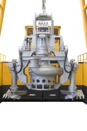 Dragflow: Hydraulic Systems - Hydraulic Dredge Pumps HY300