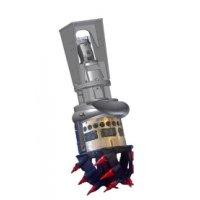 Cabezal de corde Hidráulico para Bombas de Dragado
