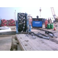 Umbilical and Oil Hoses winches / reels