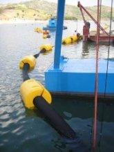Flotadores para Mangueras y Tuberías de Dragado