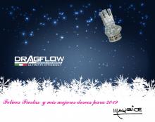Felices fiestas de Dragflow Latin America