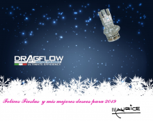 Felices fiestas de Dragflow Latin America