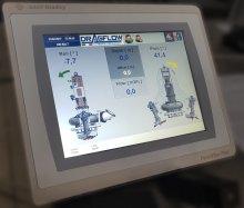 Sistema de monitoreo de dragado
